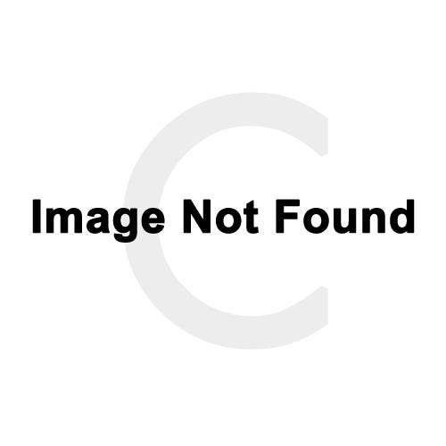 Waffle Solitaire Diamond Earrings