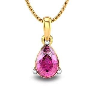 Sneh Pink Spinel Pendant